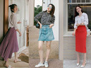 Kỳ diệu chưa: 4 mẫu chân váy sau sẽ giúp bạn cao ráo hơn ít nhất 5 phân, có khi còn kéo chân dài miên man