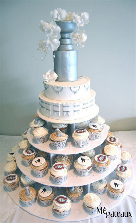 Hockey Theme Wedding   CakeCentral.com