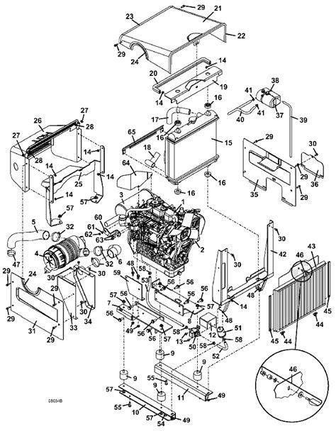 Huskee Lt4200 Drive Belt Diagram | Find image
