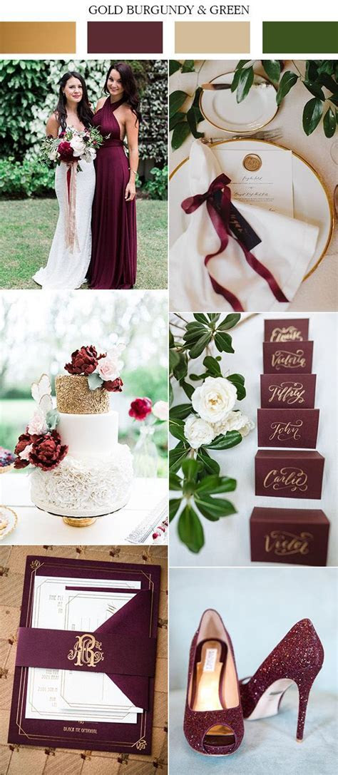 Best 10  Wedding color schemes ideas on Pinterest