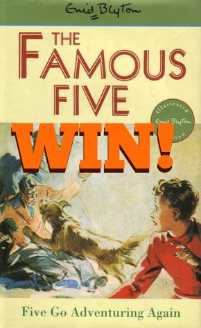 Win Five Go Adventuring Again