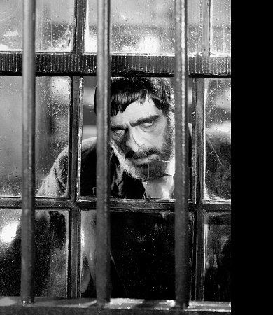 Boris Karloff in The Old Dark House (1932)