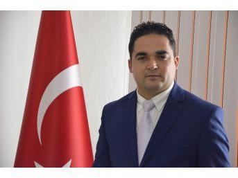 Sağlık-Sen İzmir Şube Başkanı Ekrem Özdemir