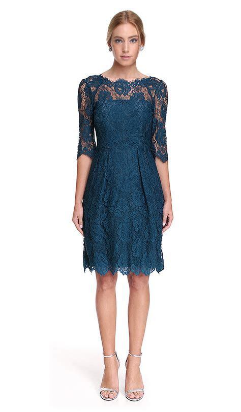 Green Floral Embroidered Lace Dress Milly   Hire Dresses