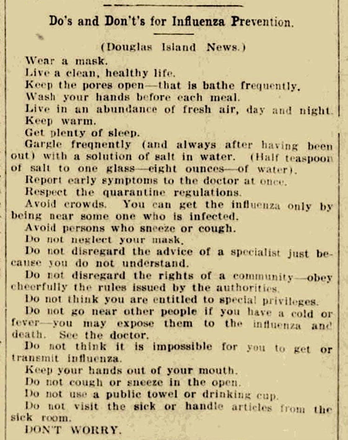 Influenza-1918