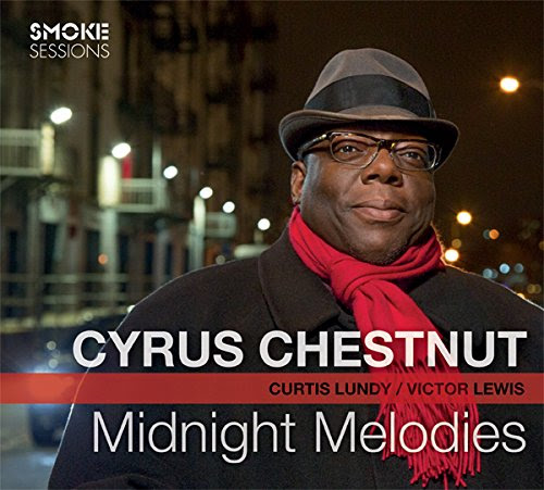 Cyrus Chestnut - Midnight Melodies cover