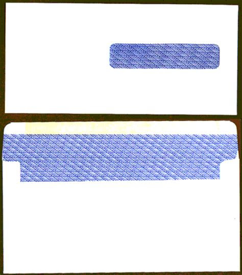 sealing health insurance claim envelope