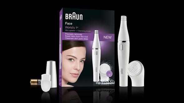 Pack de bienvenida Braun Face