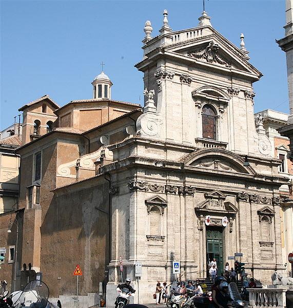 File:Santa Maria della Vittoria - 8.jpg