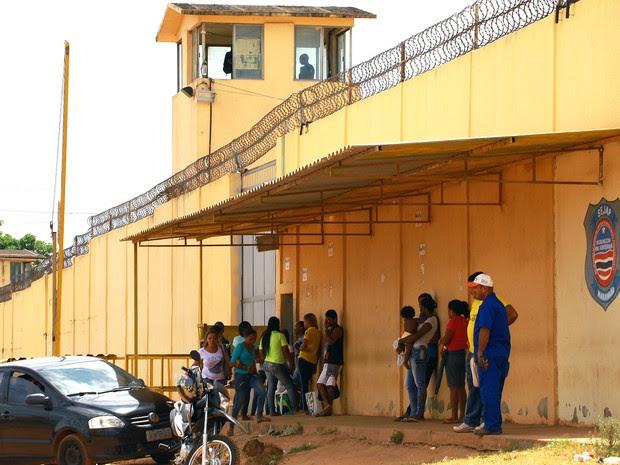 Modelo é aplicado em grandes presídios, como no Complexo de Pedrinhas (Foto: Carlos Ivan / Agência O Globo)