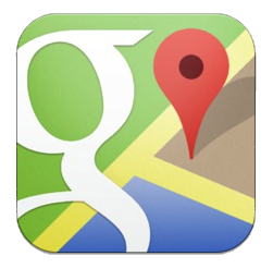 Review Google Maps For Iphone Drives Competition With