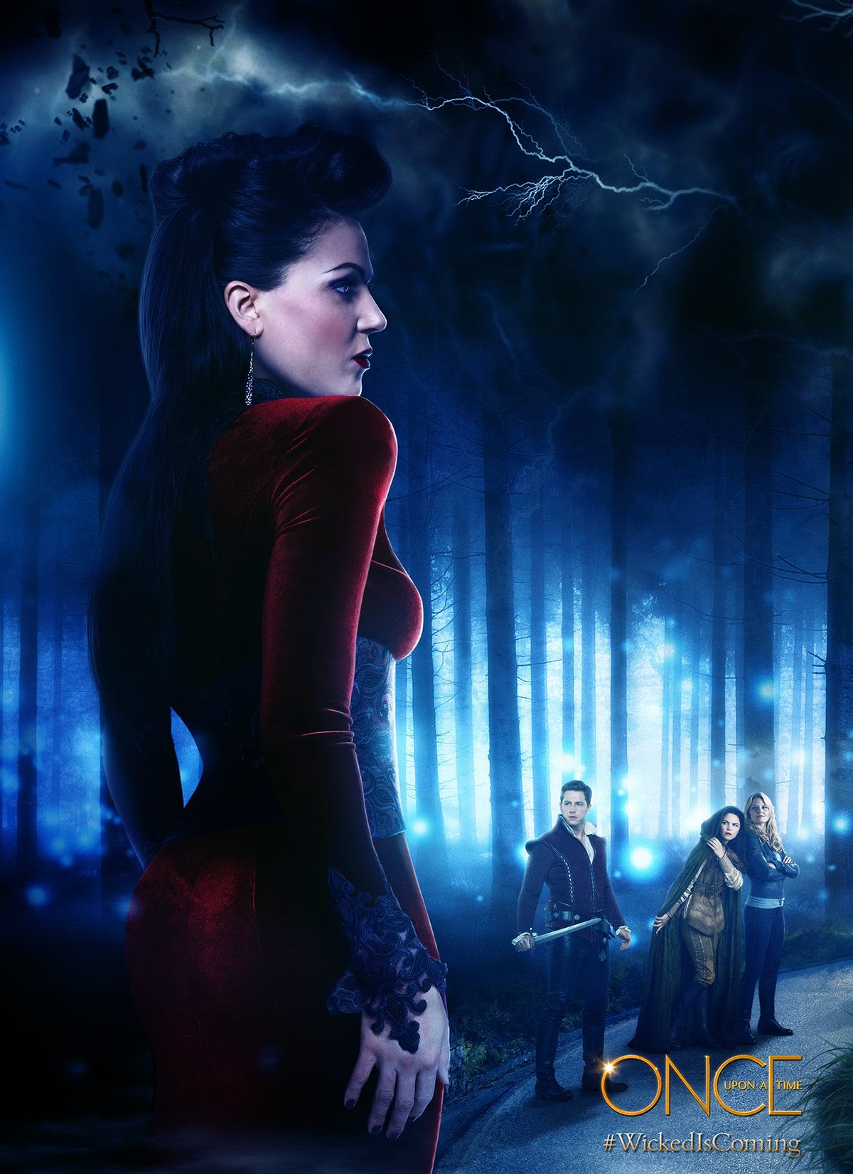 Season 3 Poster Once Upon A Time Foto 37540759 Fanpop