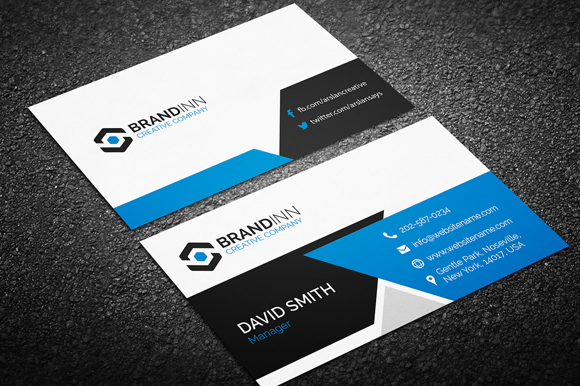 Business card print template business card sample creative business cards flashek Gallery