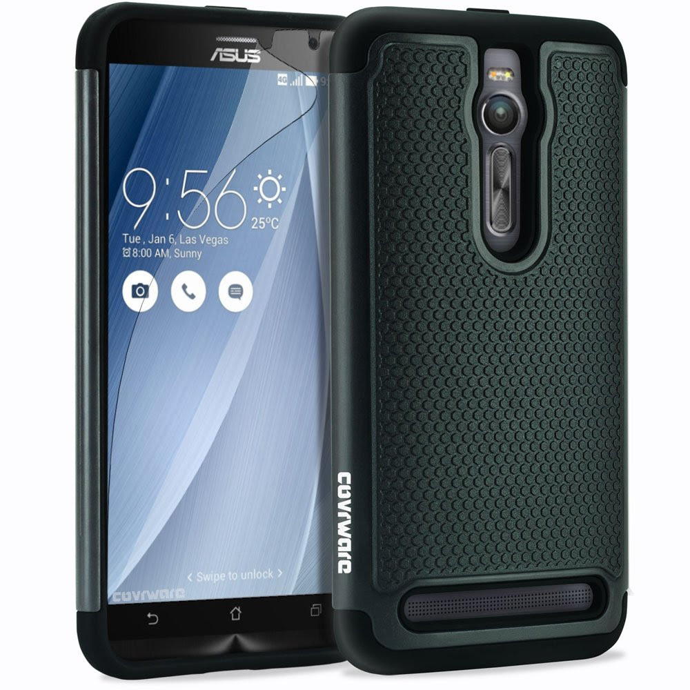 Armor Defender Shockproof Asus Zenfone 2 Case