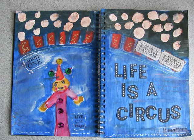 Life is a Circus.