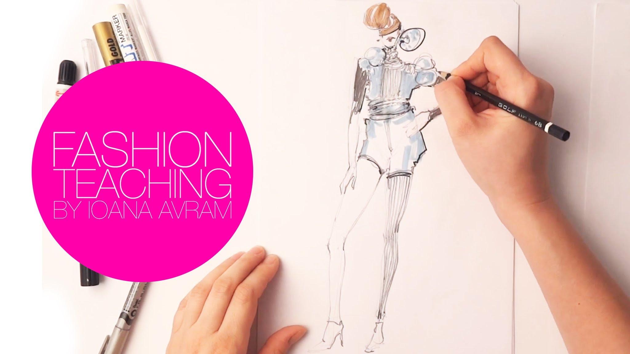 Modern Apparel Design Sketches World Apparel Store