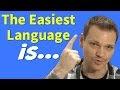 ما هي أسهل لغة يمكن تعلمها؟