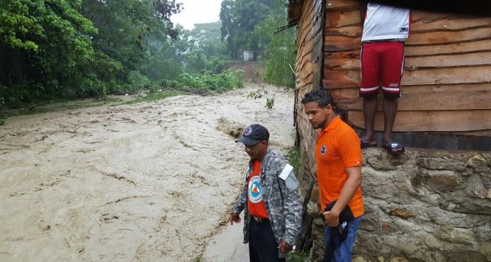 COE: Aumenta a 20,429 número de desplazados en República Dominicana