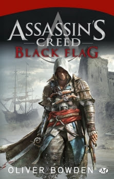Couverture Assassin's Creed, tome 6 : Black Flag