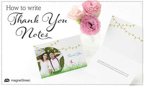 Anatomy Of How To Write A Thank You NoteAnatomy Of How To