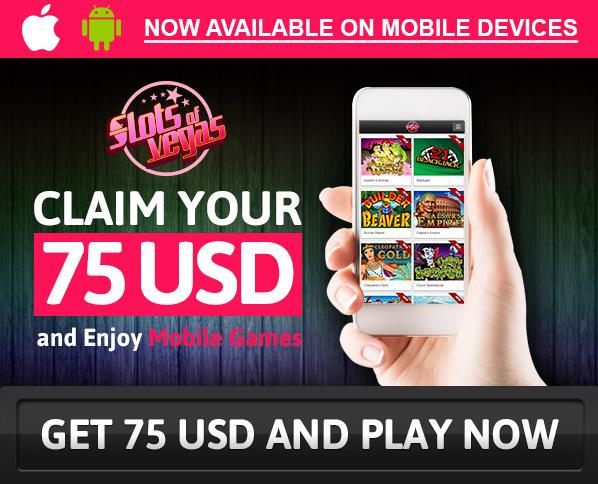 Slots of vegas no deposit casino bonus codes