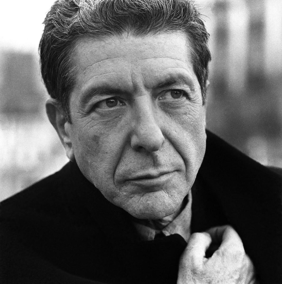 Resultat d'imatges de Leonard Cohen