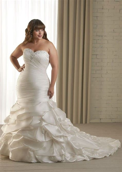 images   size wedding gowns  pinterest