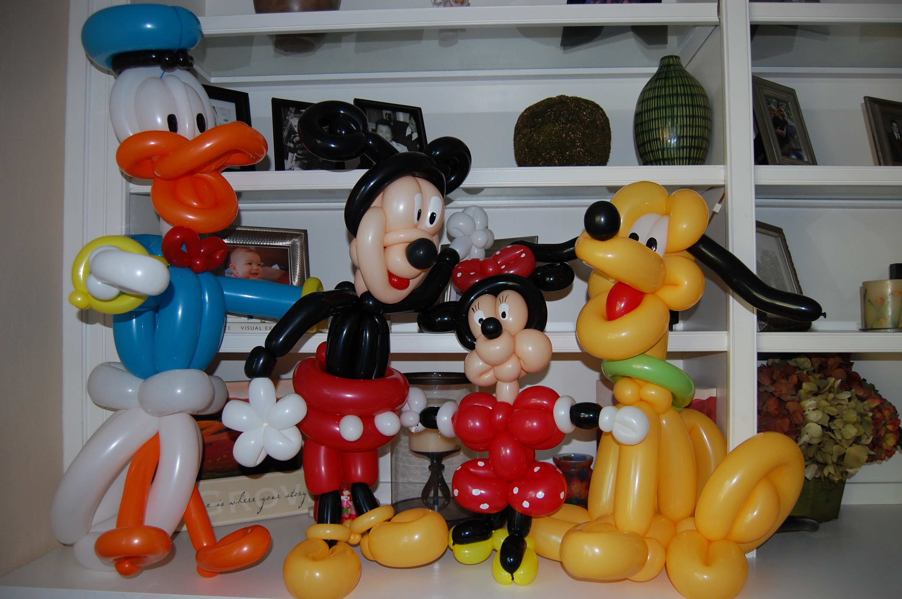 Mickey Mouse Birthday | Grove House Special