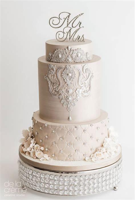 De la Crème Wedding Cake Inspiration   Creative studio
