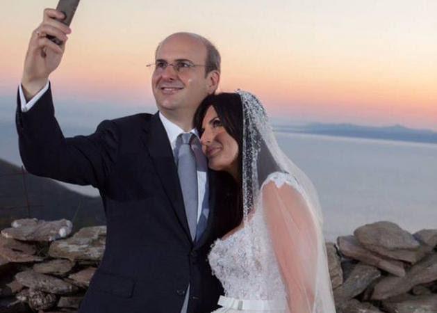 Κωστής Χατζηδάκης: Μυστικός γάμος για τον αντιπρόεδρο της Νέας Δημοκρατίας!