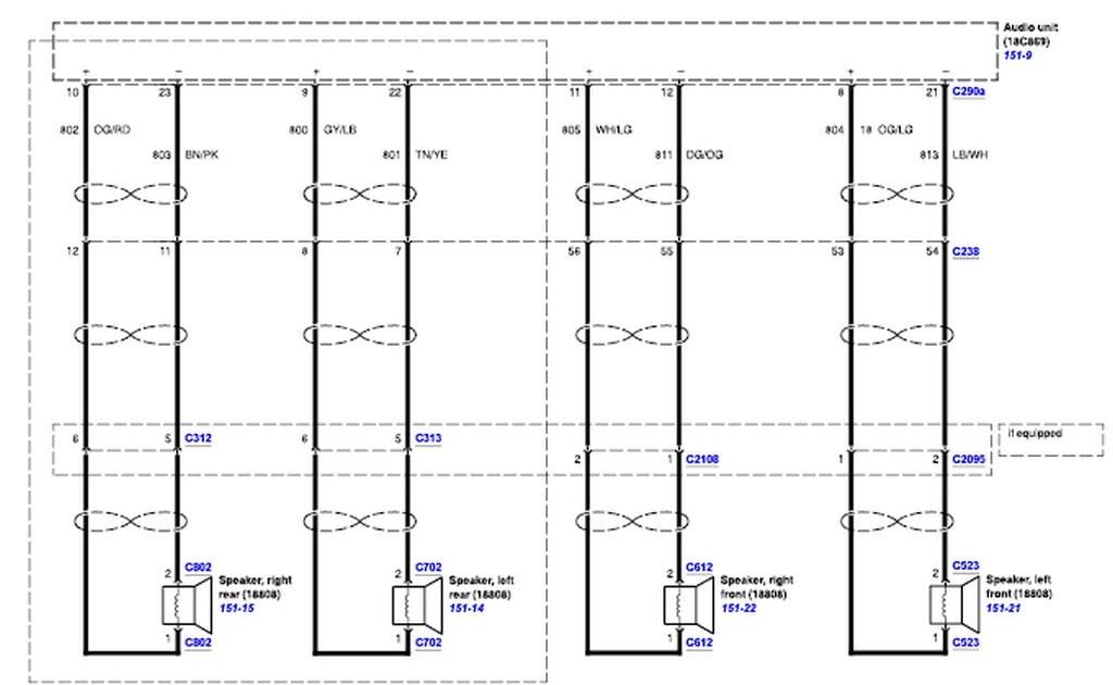 35 2002 Ford F150 Radio Wiring Diagram - Wiring Diagram List