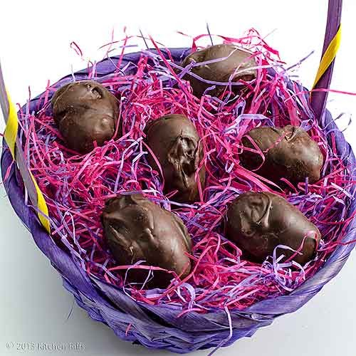 Chocolate Coconut Creams Dunmore Candy Kitchen: Kitchen Riffs: Buttercream Candy Easter Eggs