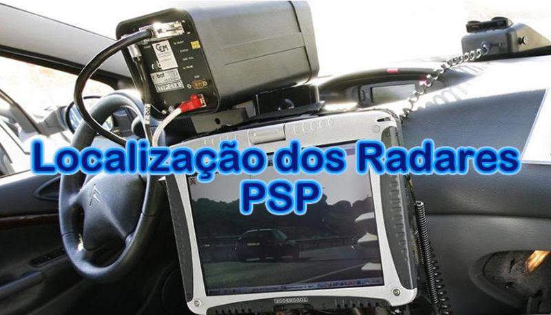 Resultado de imagem para OS RADARES DA PSP EM NOVEMBRO DISTRITO AVEIRO