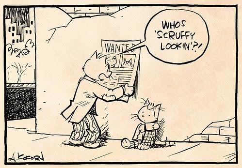 Laugh-Out-Loud Cats #2055 by Ape Lad
