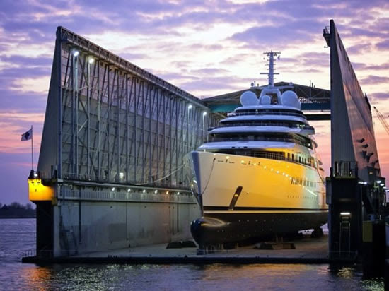 Azzam Worlds Largest Yacht Pics