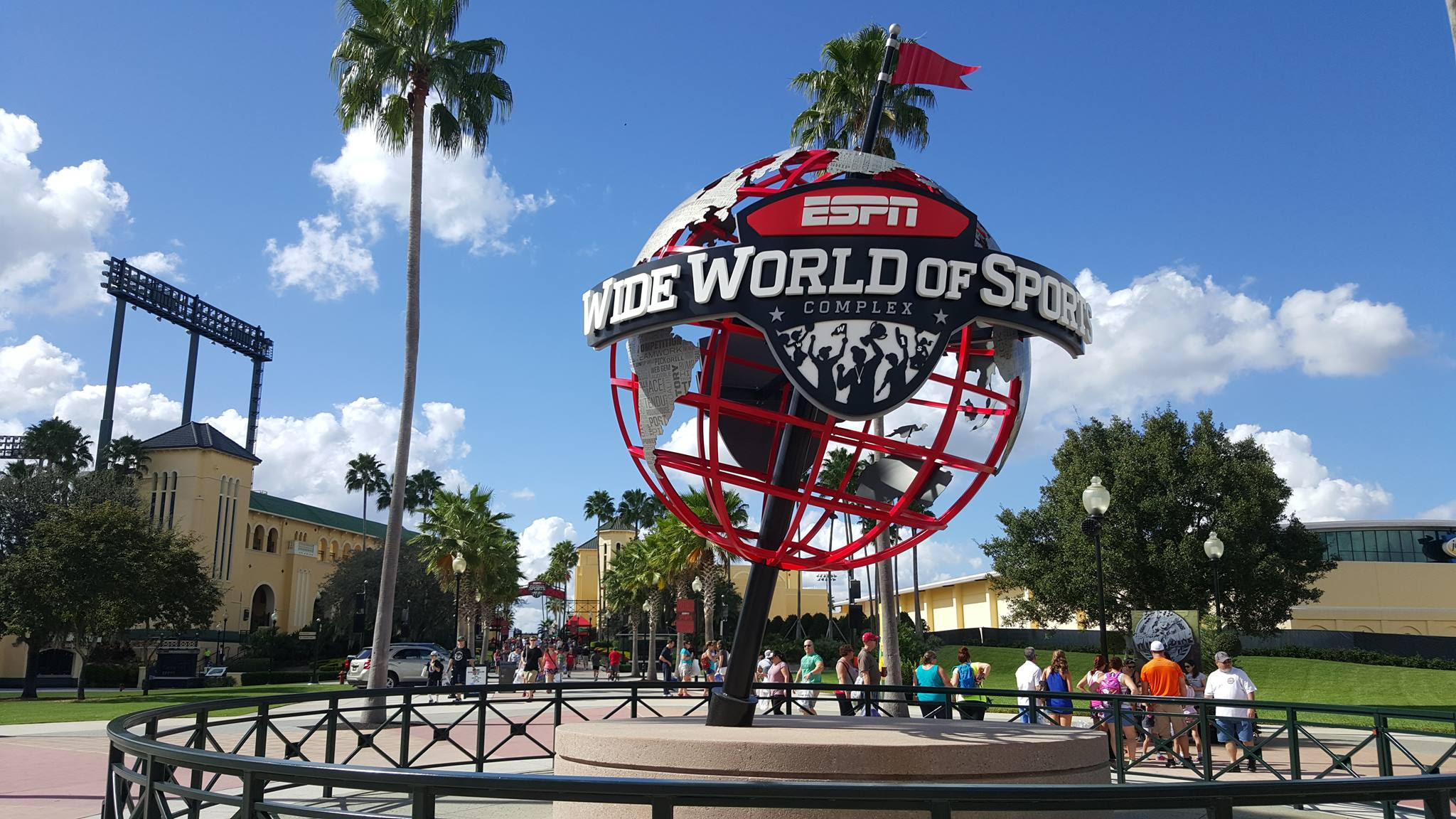Cheerleading Venue To Open At Disney S Espn Wide World Of Sports Complex