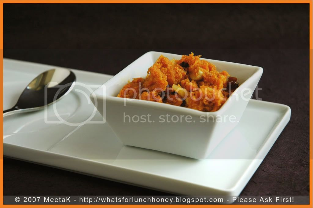 Carrot Halwa (01) by MeetaK