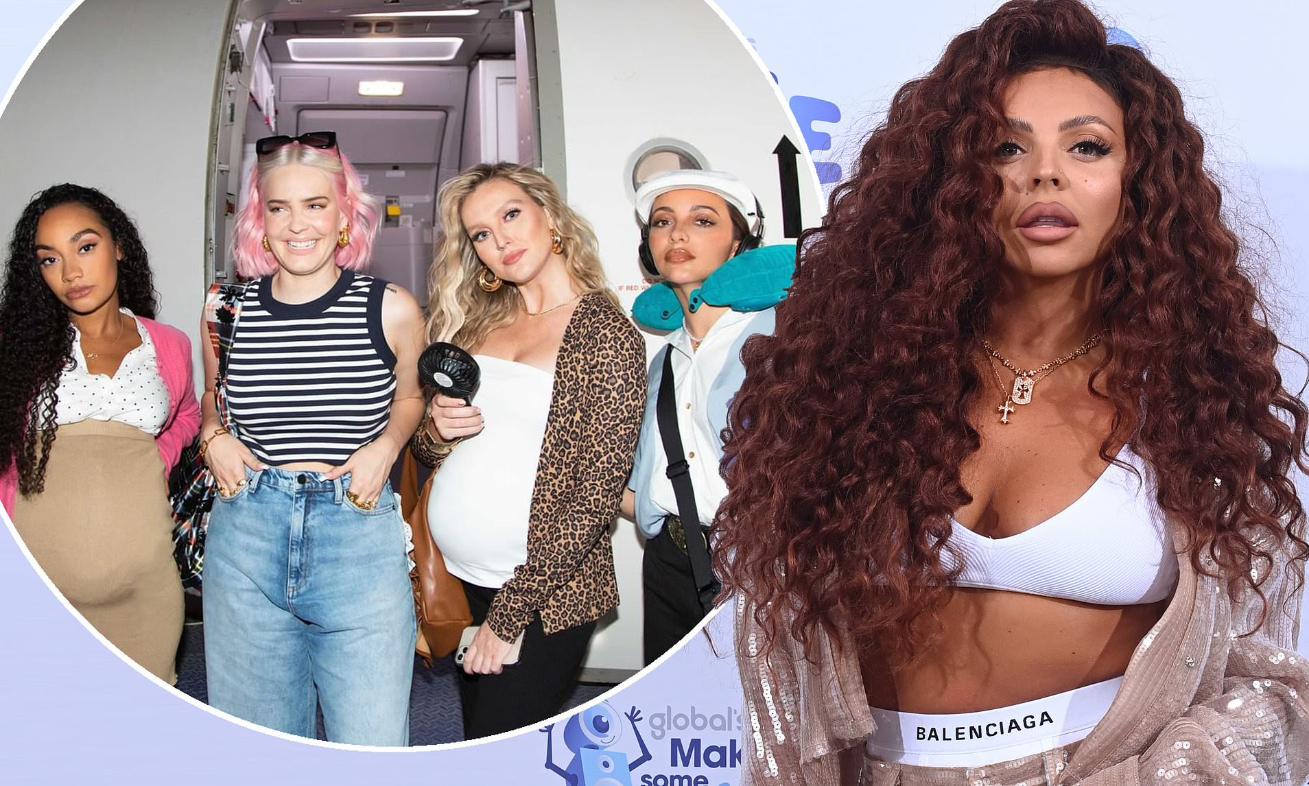 Jesy Nelson unfollowed by Little Mix pals Anne-Marie, MNEK and Paloma Faith amid blackfishing row