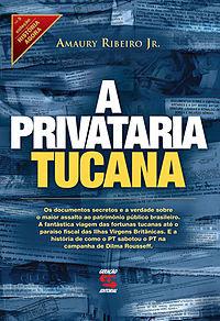 Livro: A privataria tucana