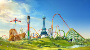 Amusement Park «Kings Dominion», reviews and photos, 16000 Theme Park Way, Doswell, VA 23047, USA