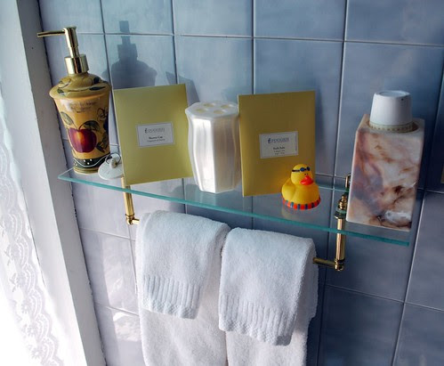 Bath Amenities in the Prince Leopold Room