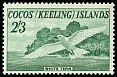 Cl: White Tern (Gygis alba) SG 6 (1963) 1800