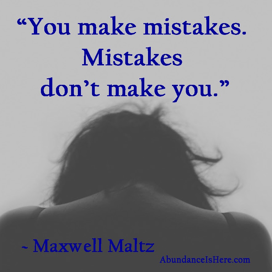 Dont Be Afraid Of Making Mistakes 5 Learning From Mistakes Quotes