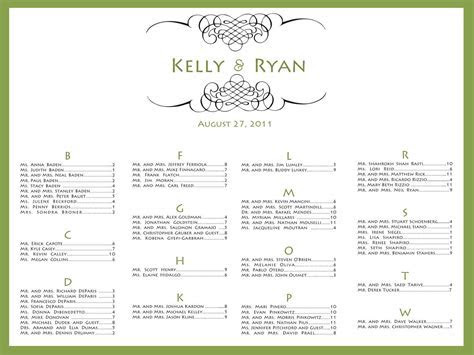 Floral Seating Chart Poster ? Boho Seating Chart Sign