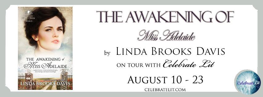 The Awakening of Miss Adelaide FB banner