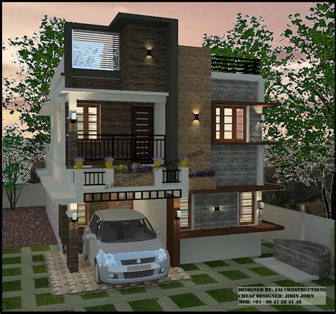 cost house plans kerala model home plans