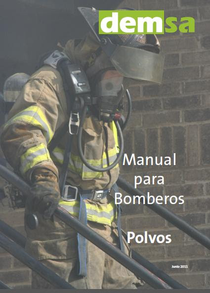POLVOS - MANUAL para BOMBEROS - DEMSA