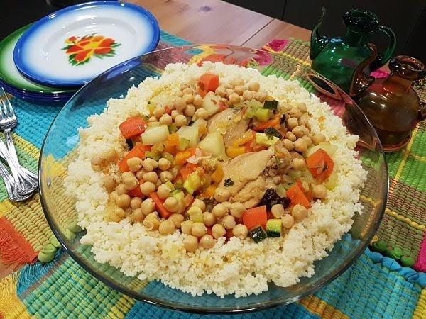 Comidas En Marruecos