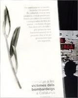 Commemoriació del 75 aniversari dels bombardeigs a Barcelona