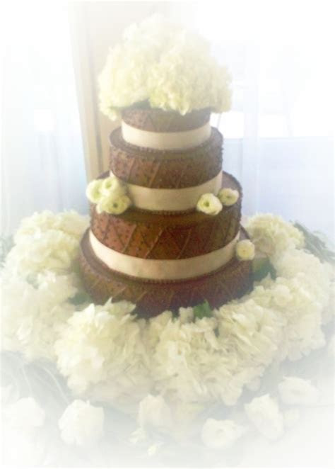 Three Tier Fake Wedding Cakes